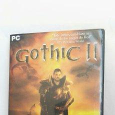 Videojuegos y Consolas: GOTHIC II PC. Lote 165901173