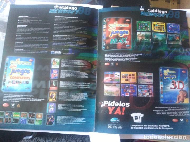 Videojuegos y Consolas: Juego pc disquete y CD rom juegos de futbol - Foto 3 - 166139086