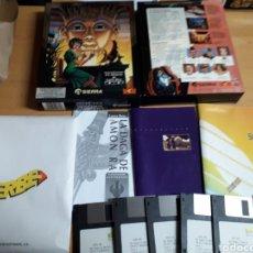 Videojuegos y Consolas: THE DAGGER OF AMON RA. Lote 166980769