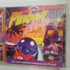 Videojuegos y Consolas: PINBALL MANIA PC. Lote 167230168