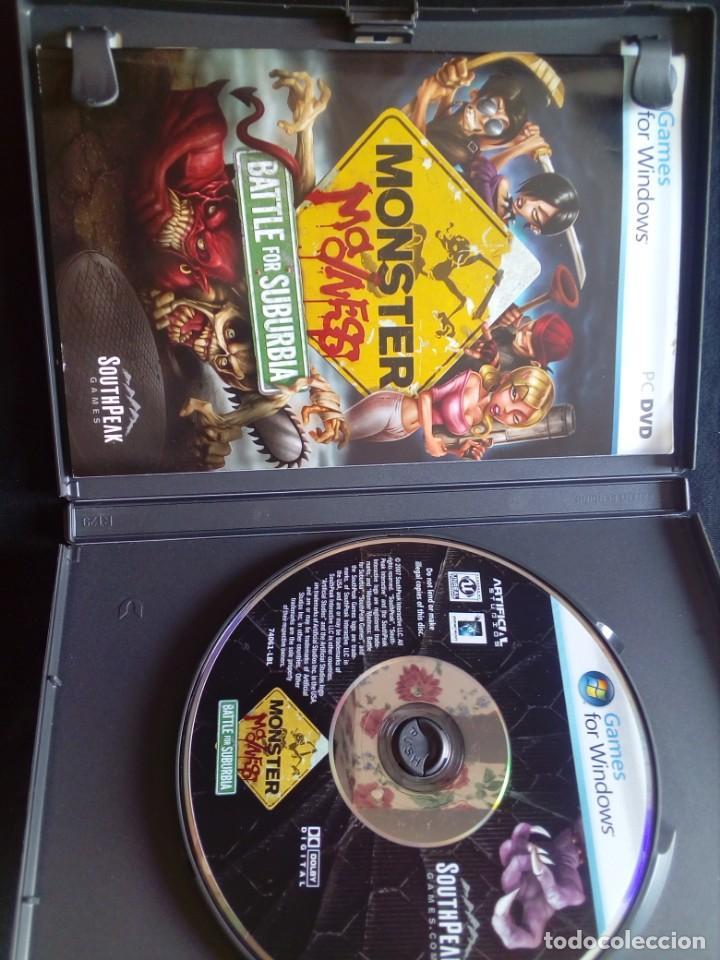 Videojuegos y Consolas: Juego Pc Monster Madness Battle for Suburbia - Foto 3 - 167251980