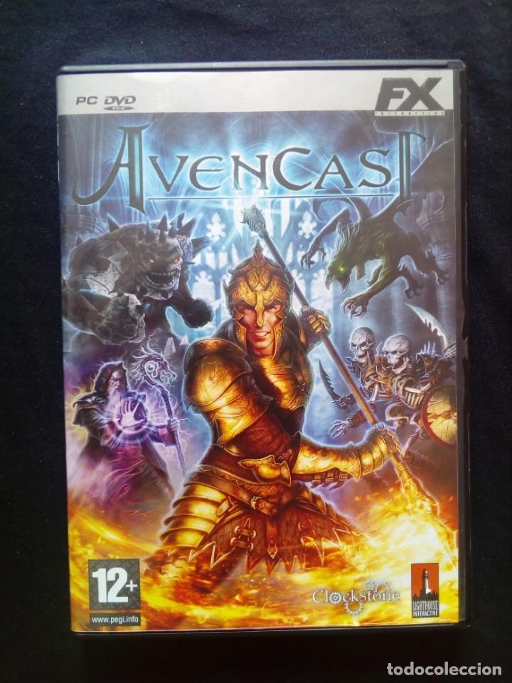 JUEGO PC AVENCAS (Juguetes - Videojuegos y Consolas - PC)