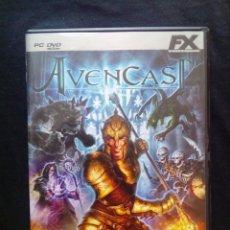 Videojuegos y Consolas: JUEGO PC AVENCAS. Lote 167254788