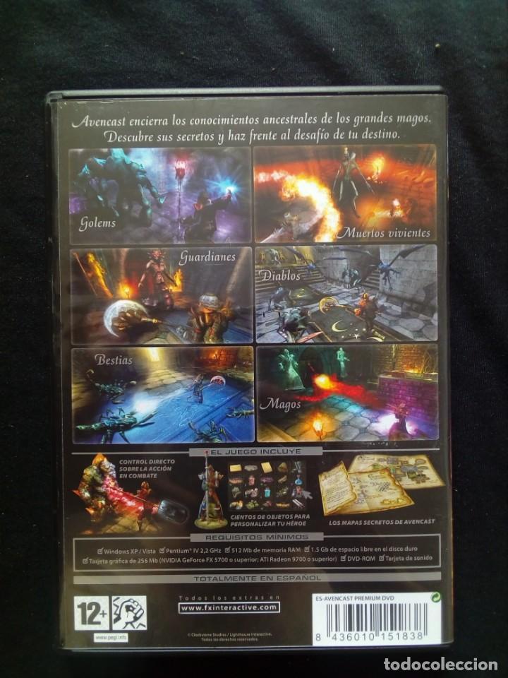Videojuegos y Consolas: Juego Pc Avencas - Foto 2 - 167254788