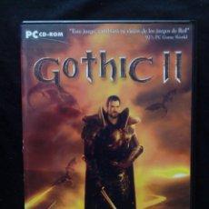 Videojuegos y Consolas: JUEGO PC GOTHIC II. Lote 167255828