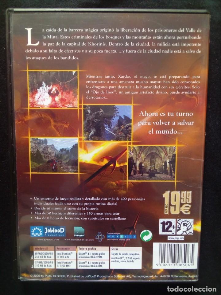 Videojuegos y Consolas: Juego Pc Gothic II - Foto 2 - 167255828