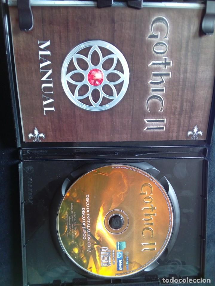 Videojuegos y Consolas: Juego Pc Gothic II - Foto 3 - 167255828