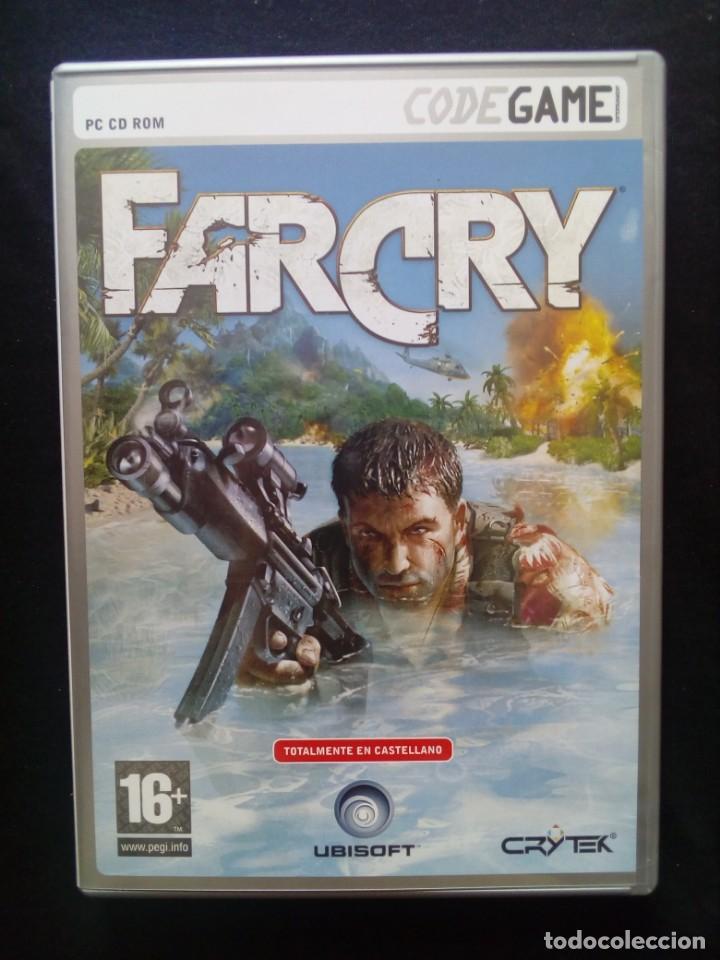 JUEGO PC FARCRY (Juguetes - Videojuegos y Consolas - PC)