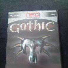 Videojuegos y Consolas: JUEGO PC GOTHIC. Lote 167263004