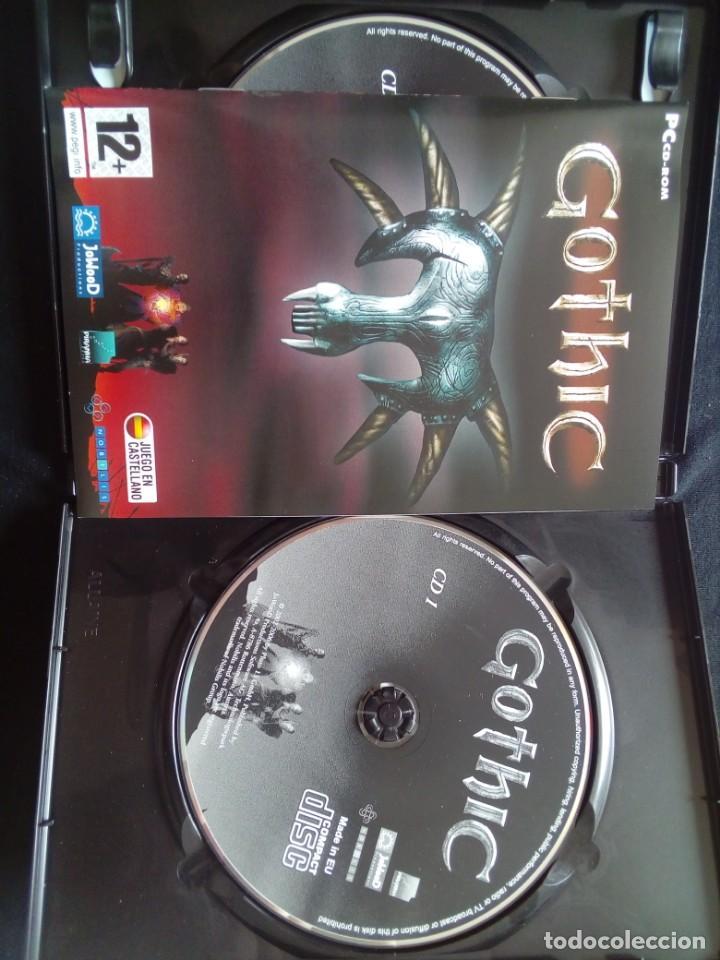 Videojuegos y Consolas: Juego Pc Gothic - Foto 3 - 167263004