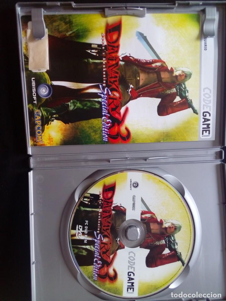 Videojuegos y Consolas: Juego Pc Devil May Cry 3 - Foto 3 - 167264632