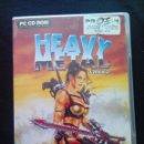 Videojuegos y Consolas: JUEGO PC HEAVY METAL FAKK2. Lote 167265744
