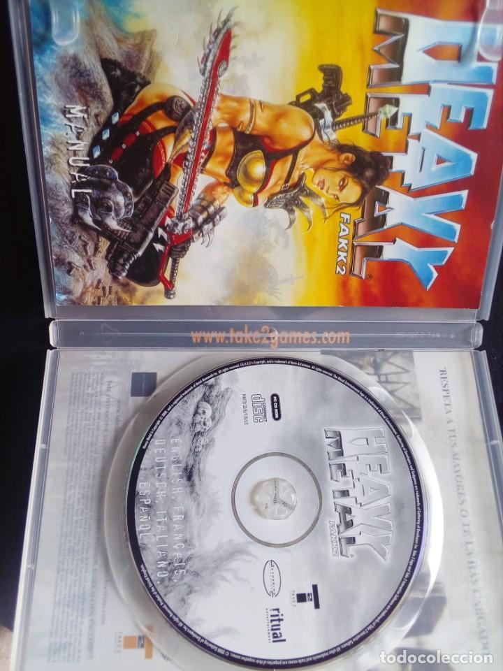 Videojuegos y Consolas: Juego Pc Heavy Metal Fakk2 - Foto 3 - 167265744
