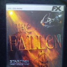 Videojuegos y Consolas: JUEGO PC THE FALLEN STAR TREK DEEP SPACE NINE. Lote 167267252