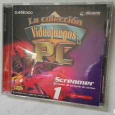 Videojuegos y Consolas: SCREAMER SIMULADOR DE CARRERAS DE COCHES PC. Lote 167417074