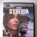 Videojuegos y Consolas: SYBERIA (PC) CD-ROM. Lote 167517472