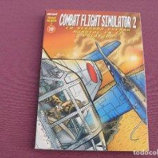 Videojogos e Consolas: MANUAL PARA JUEGO PC COMBAT FLIGHT SIMULATOR 2 2ª GUERRA MUNDIAL PACÍFICO.MICROSOFT.. Lote 167622052