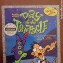 Videojuegos y Consolas: JUEGO PC ERBE DAY OF THE TENTACLE LUCAS ART 1993 ESPAÑOL JUEGO DESCATALOGADO. Lote 167660406