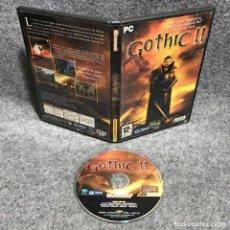 Videojuegos y Consolas: GOTHIC II PC. Lote 167695029