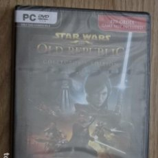 Videojuegos y Consolas: PC DVD STAR WARS THE OLD REPUBLIC COLLECTOR´S EDITION PRE ORDER. Lote 167822836
