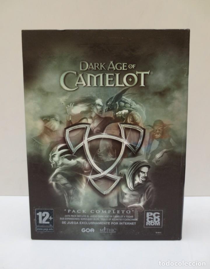 DARK AGE OF CAMELOT - PARA PC - COMPLETO (Juguetes - Videojuegos y Consolas - PC)