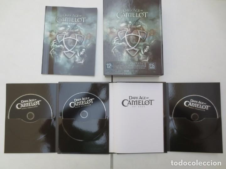 Videojuegos y Consolas: DARK AGE OF CAMELOT - PARA PC - COMPLETO - Foto 2 - 167825264