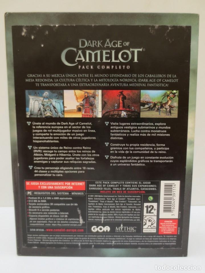Videojuegos y Consolas: DARK AGE OF CAMELOT - PARA PC - COMPLETO - Foto 4 - 167825264