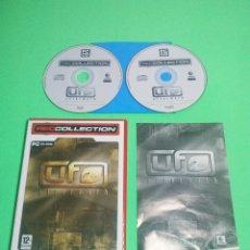 Videojuegos y Consolas: PC-CD-ROM JUEGO UFO:AFTERMATH. Lote 168142645