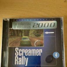 Videojuegos y Consolas: SCREAMER RALLY PC. Lote 168145600