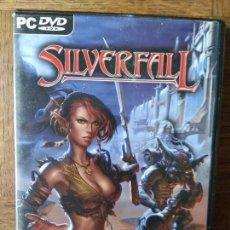 Videojuegos y Consolas: SILVERFALL - DVD ROM - PAL ESPAÑA -. Lote 168148996