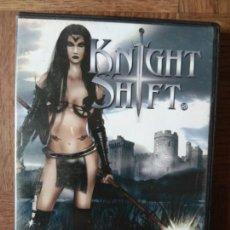 Videojuegos y Consolas: KNIGHT SHIFT - CD ROM - PAL ESPAÑA -. Lote 168149080