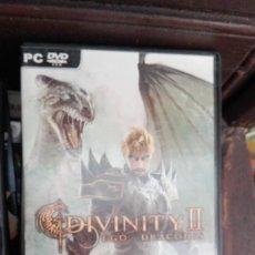 Videojuegos y Consolas: DIVINITY II: EGO DRACONIS. Lote 168289544
