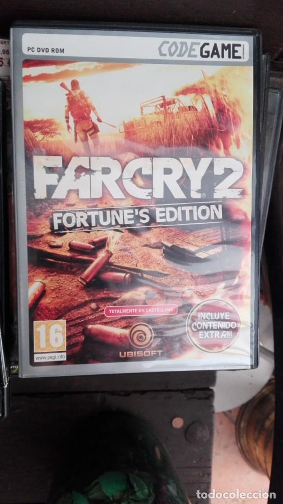 JUEGO PC - DVDROM - FARCRY 2 FORTUNE'S EDITION (Juguetes - Videojuegos y Consolas - PC)