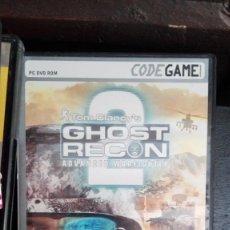Videojuegos y Consolas: JUGO PC: TOM CLANCY'S GHOST RECON 2 .ADVANCED WARFIGHTER . Lote 168290708
