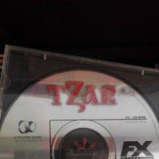 Videojuegos y Consolas: TZAR JUEGO DE PC. Lote 168290844