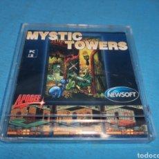 Videojuegos y Consolas: JUEGO PC, MYSTIC TOWERS. Lote 168547544