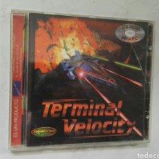 Videojuegos y Consolas: TERMINAL VELOCITY PC JUEGO DE NAVES. Lote 168642553
