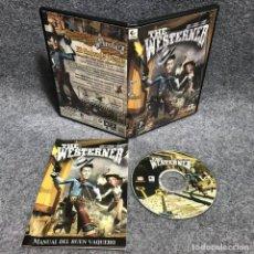 Videojuegos y Consolas: THE WESTERNER PC. Lote 168842816