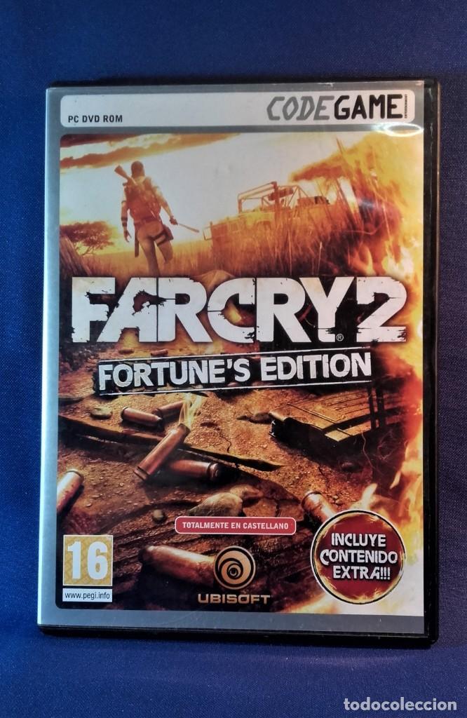 JUEGO DE PC FARCRY 2 FORTUNE´S EDITION (Juguetes - Videojuegos y Consolas - PC)