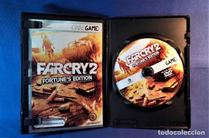 Videojuegos y Consolas: Juego de PC FARCRY 2 Fortune´s edition - Foto 2 - 168862912