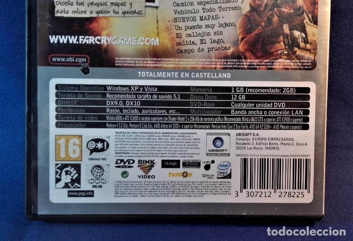 Videojuegos y Consolas: Juego de PC FARCRY 2 Fortune´s edition - Foto 3 - 168862912
