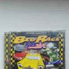 Videojuegos y Consolas: BIG RACE USA PRO-PIMBALL PC DINAMIC. Lote 168865585