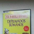 Videojuegos y Consolas: ESA HORRIBLE HISTORIA DEPRAVADOS ROMANOS PC. Lote 168872534
