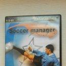 Videojuegos y Consolas: SOCCER MANAGER PARA APASIONADOS DEL FÚTBOL PC. Lote 168872926