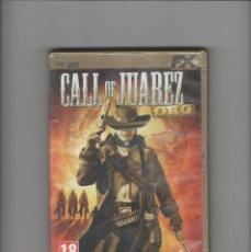 Videojuegos y Consolas: CALL OF JUAREZ-ORO-PC3. Lote 168971860