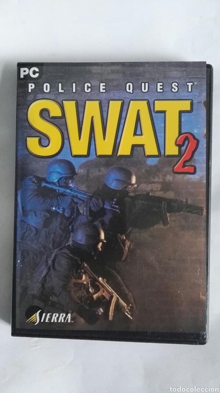 SWAT 2 POLICE QUEST PC (Juguetes - Videojuegos y Consolas - PC)