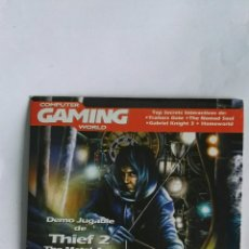 Videojuegos y Consolas: THIEF 2 THE METAL AGE PC DEMO JUGABLE. Lote 169010458