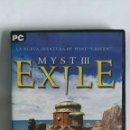 Videojuegos y Consolas: MYST III EXILE PC. Lote 169023136