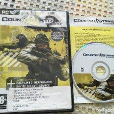 Jeux Vidéo et Consoles: COUNTER STRIKE SOURCE VALVE PC DVD KREATEN . Lote 169109464