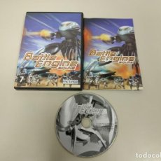 Videojuegos y Consolas: 619- BATTLE ENGINE AGUILA TERRORISM PC CD ROM ENVOLVED 2003 DISCO COMO NUEVO . Lote 169308740